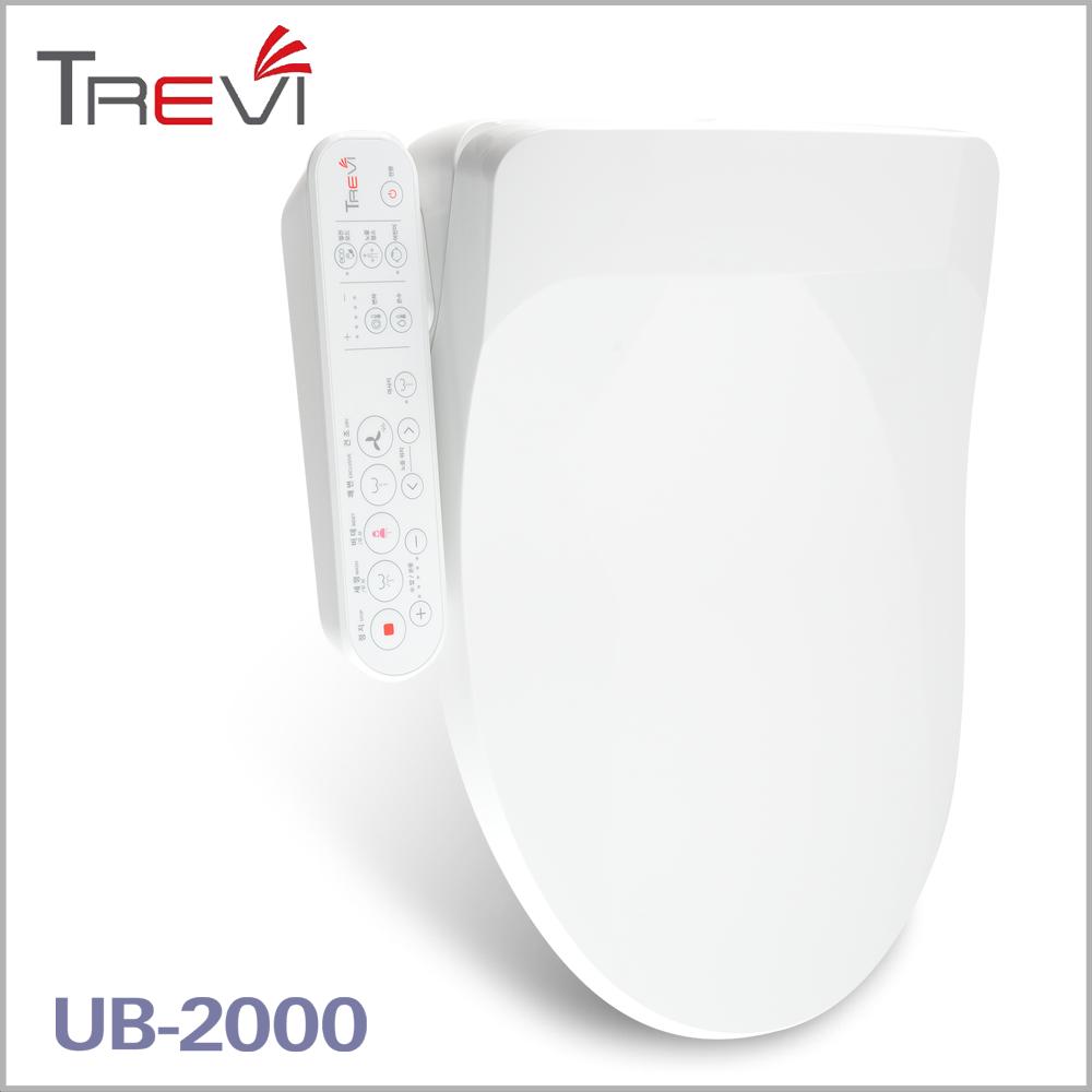 트레비 해피비데 UB-2000 항균 풀스텐노즐 방수비데 100%국내생산