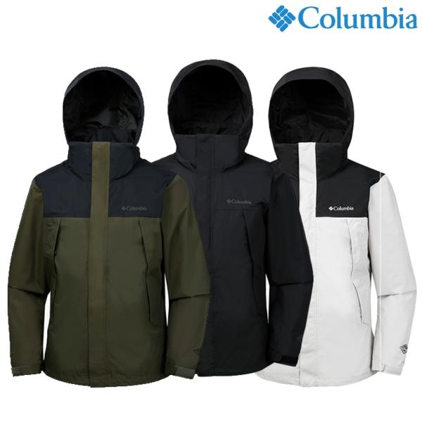 컬럼비아 컬럼비아CY3PM5602 남성용 우드 로드 자켓
