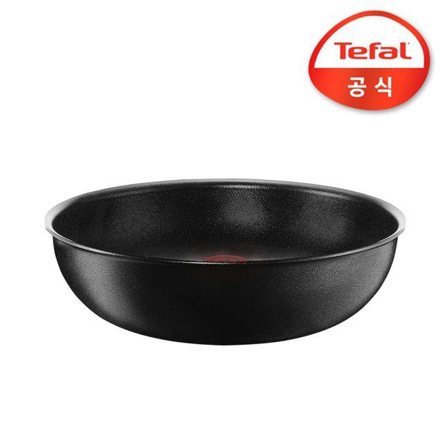 테팔 매직핸즈 티타늄 프로 인덕션 블랙 볶음팬 28cm
