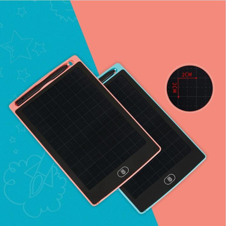 그림그리는태블릿 판타블렛 웹툰그리기 LCD필기보드 전자노트 타블렛, 핑크, 12인치