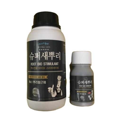 슈퍼새뿌리 뿌리발근제 500ml 발근촉진제 화분영양제