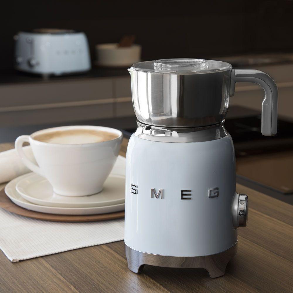 스메그 50s 레트로 우유거품기 SMEG 홈카페, Pink