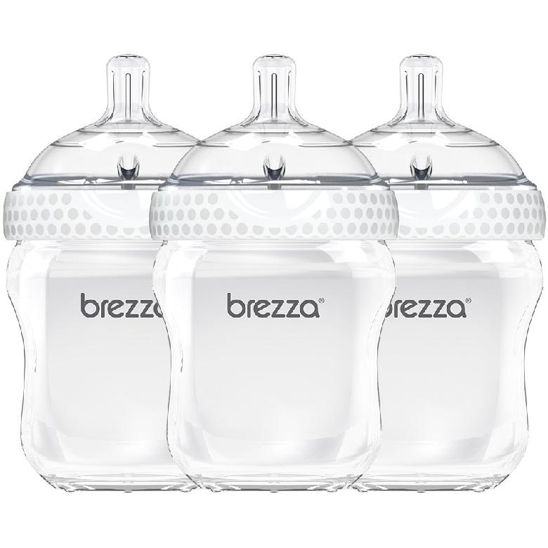 [미국 직구] Baby Brezza 아기 젖병 one size