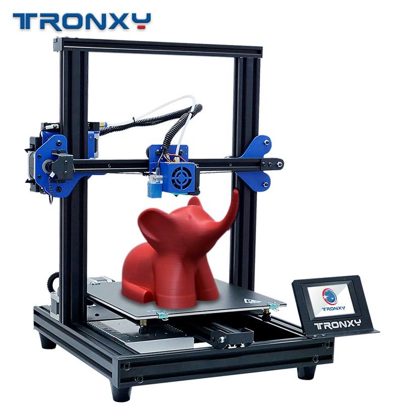 Tronxy 업그레이드 초고정밀도 3D 프린터 XY-2 Pro 가정용 상업용, Tronxy XY-2 Pro