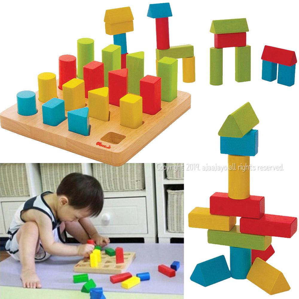 아기 원목 장난감 유아 용품 아기돌선물 조카선물 3세
