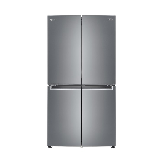 [E] LG DIOS 매직스페이스 V8700 냉장고 F873SS31H, 없음