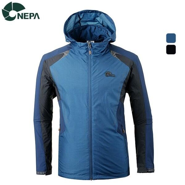 [신세계TV쇼핑]NEPA 네파 남성 기블리 윈드 자켓 7D50631