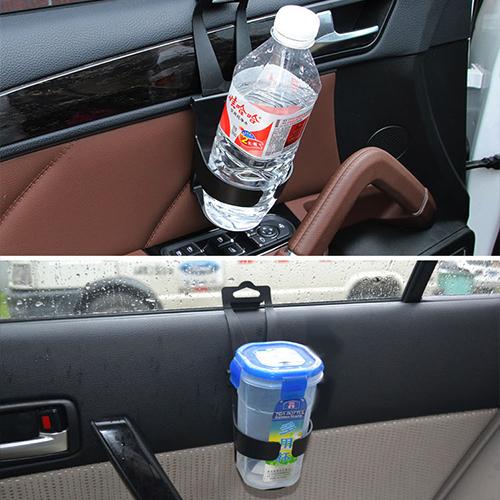 1+1 큐디스 차량용 컵홀더 창문 뒷자석 컵받침대