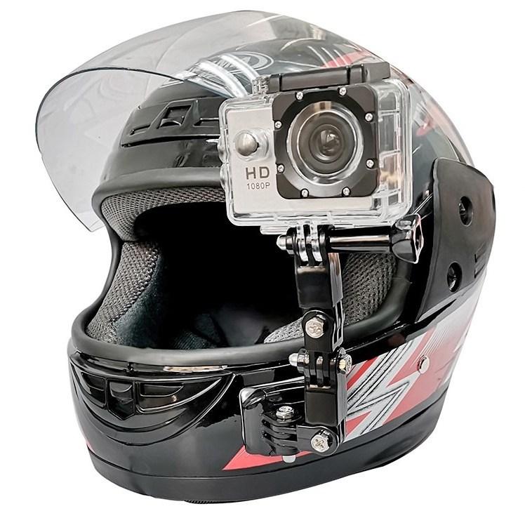 고프로 헬멧 접착 마운트, 1개