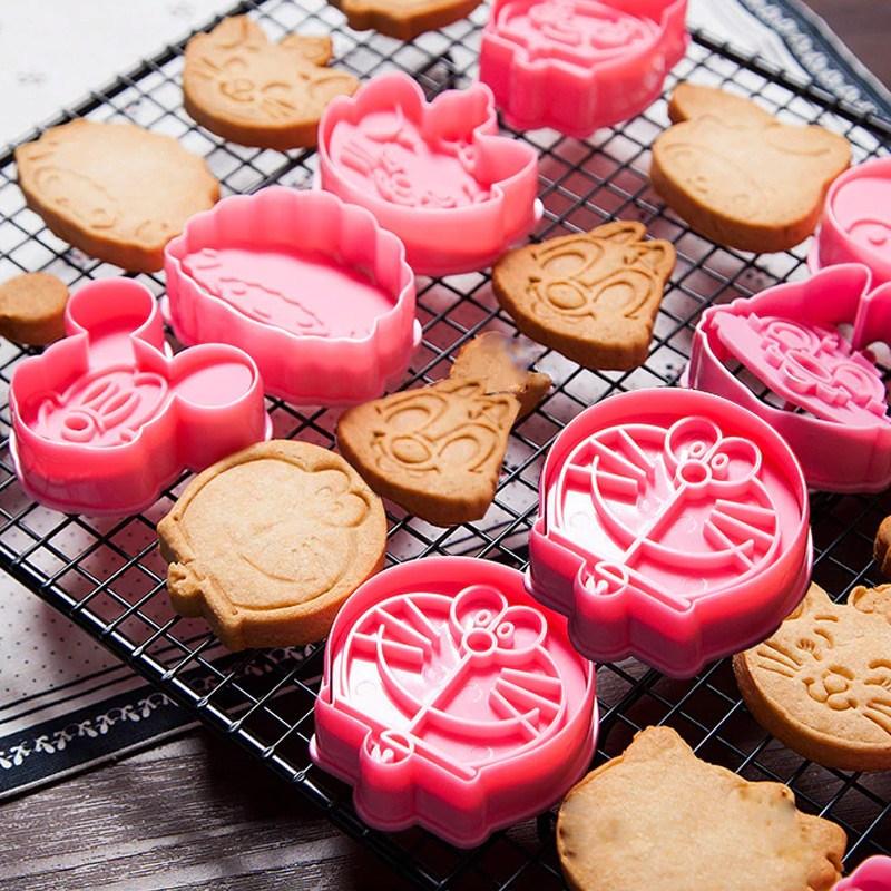 동물 쿠키커터 캐릭터 귀여운 쿠키틀 베이킹틀 모양틀