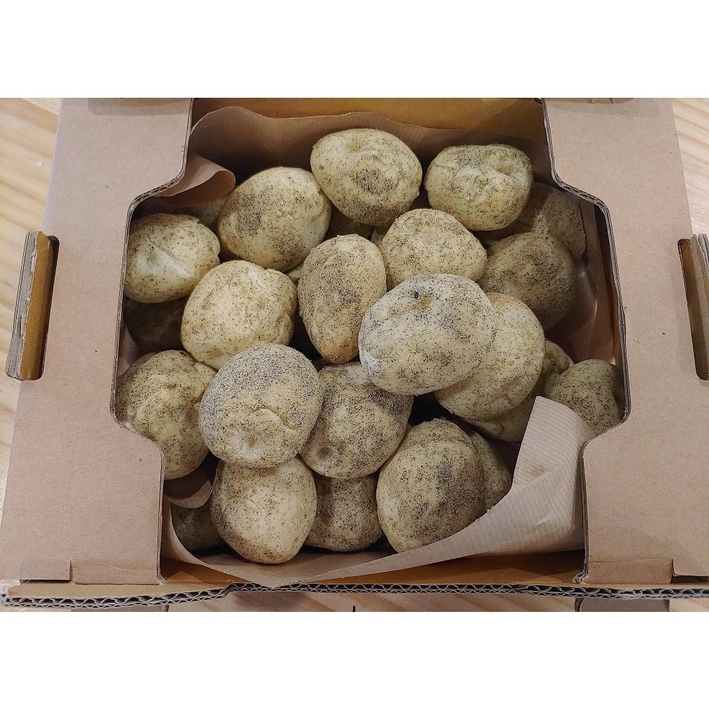 [오후두시] 강원 소울푸드 감자빵 - 직접 농사 지은 감자로 만든 맛도 모양도 리얼 ~, 12개(한박스)