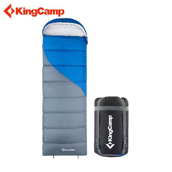 KINGCAMP 밸리 250 침낭 GREY/BLUE KS3212