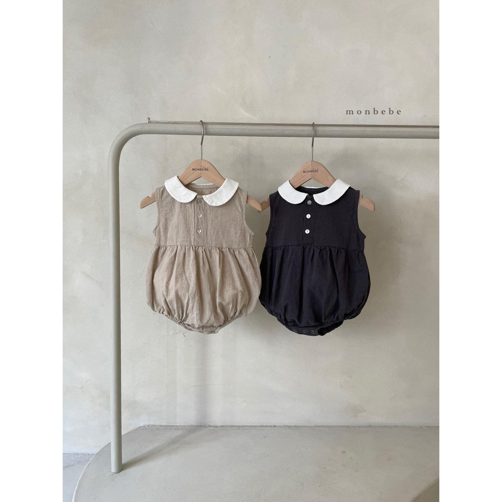 카라봉봉 슈트 몽베베 여름 유아 아기옷