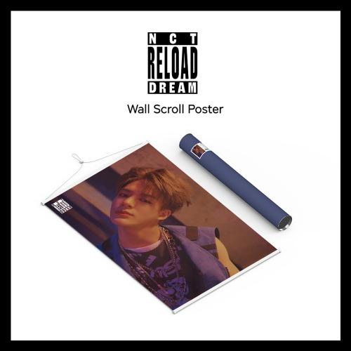 엔시티 드림(NCT DREAM) - Wall Scroll Poster (제노 ver)