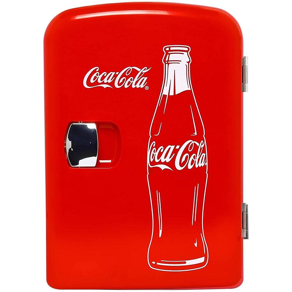Coca-Cola 원룸 소형 코카콜라 미니냉장고 화장품냉장고