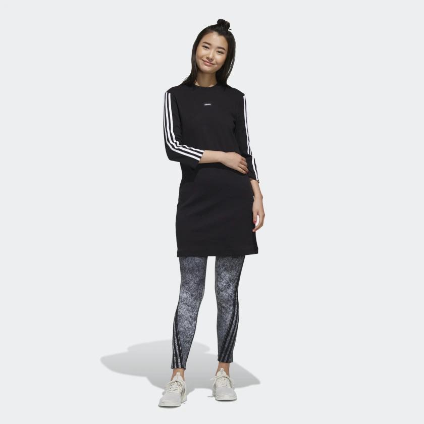아디다스 에센셜 모먼트 드레스