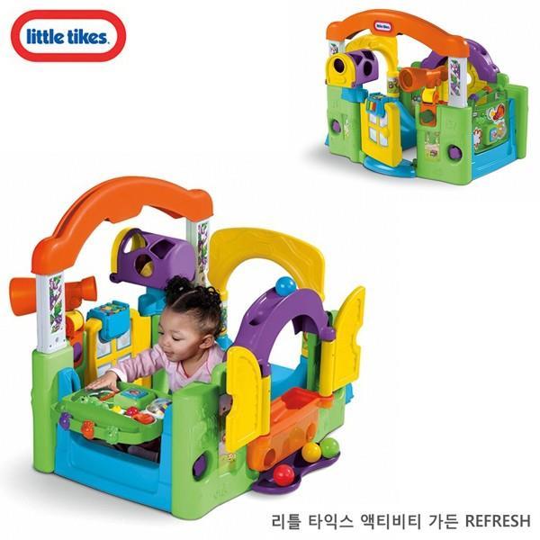 리틀타익스 리틀타익스 액티비티가든 신개념아기체육관