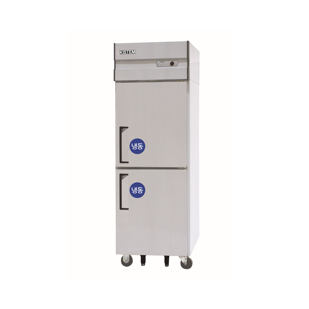 별도표기 키스템 업소용냉장고 냉동전용 KIS-KD25F 수직형 25박스, 단품