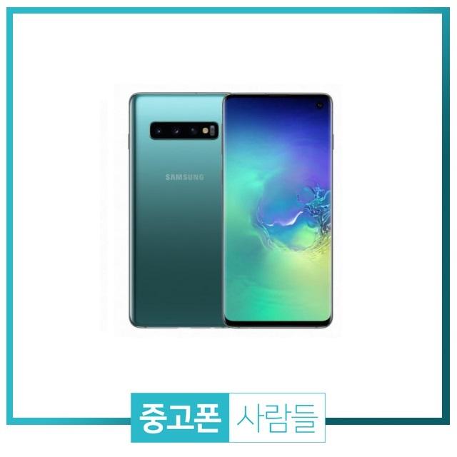 삼성 갤럭시S10 128GB S급 중고폰 공기계 3사호환 SM-G973, 랜덤배송, 갤럭시S10 B등급