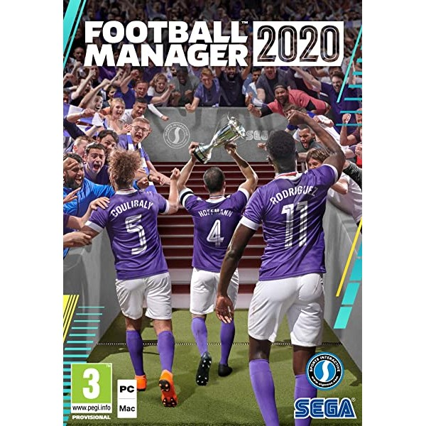 Football Manager 2020 PC DVD, 단일상품