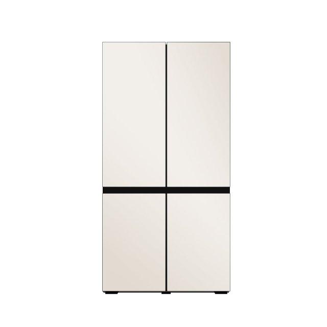 삼성전자 비스포크 양문형냉장고 RF85A9121AP .., RF85A9121AP 코타 화이트