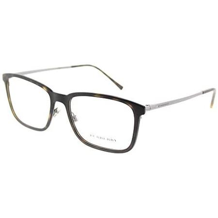 미국직배송 남자 남성 손목시계 패션 브랜드 버버리 남자 남성s BE1315 Eyeglasses 매트te Dark Havana 54
