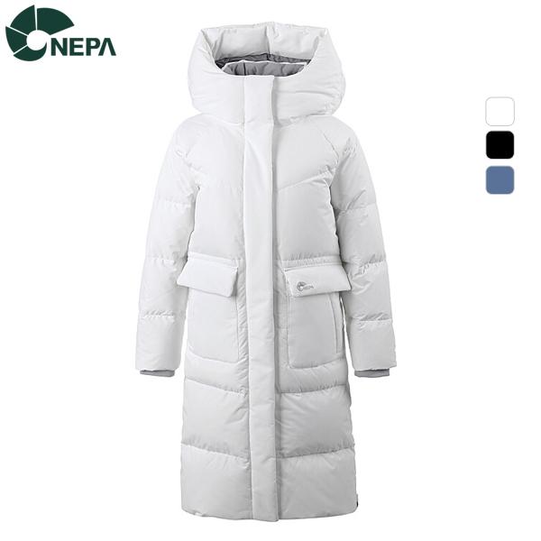 NEPA 네파 여성 벤치 다운 자켓 7E82092