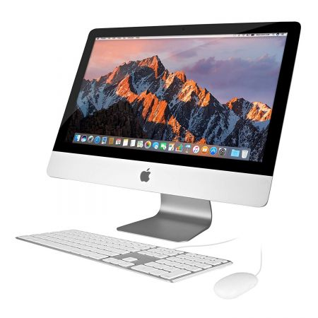 [아마존베스트]Apple iMac MD094LLA 21.5-Inch Desktop Intel Core i7 3.1 GHz 1Tb HDD 8GB Ram (Renewed), 상세 설명 참조0, One Color_Core i7 _ 8GB RAM _ 1TB HDD