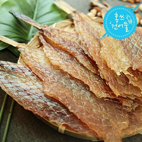 홍쓰건어물 꼬리아귀포 300g 1팩, 1봉