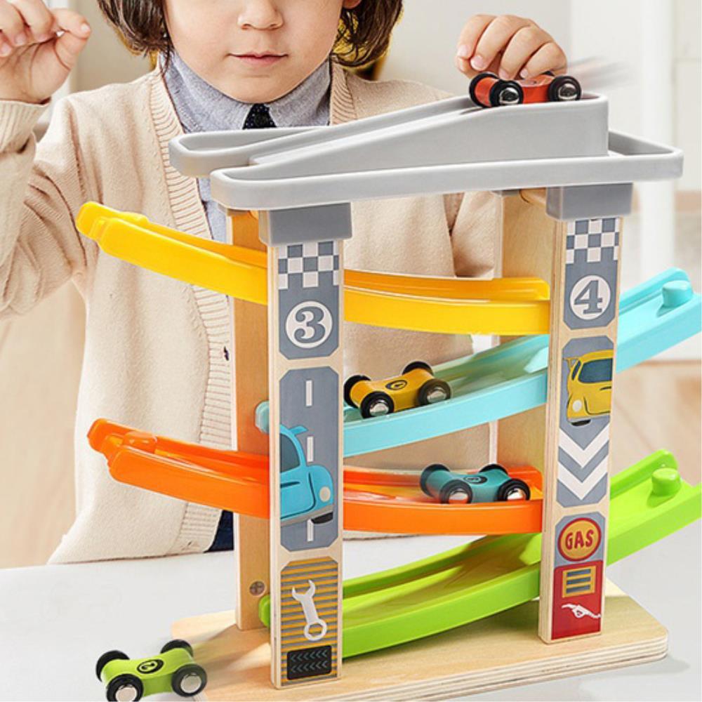 남아 장난감 4단 미니 레이싱 트랙 자동차장난감 4살남자아이선물 남자아이