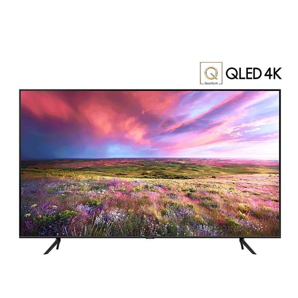 삼성전자 프리미엄 초고화질 초대형 텔레비전 85인치 4K QLED TV UHD 퀀텀HDR 스탠드형 벽걸이형 기사설치, 스탠드기사설치 (POP 4328879274)