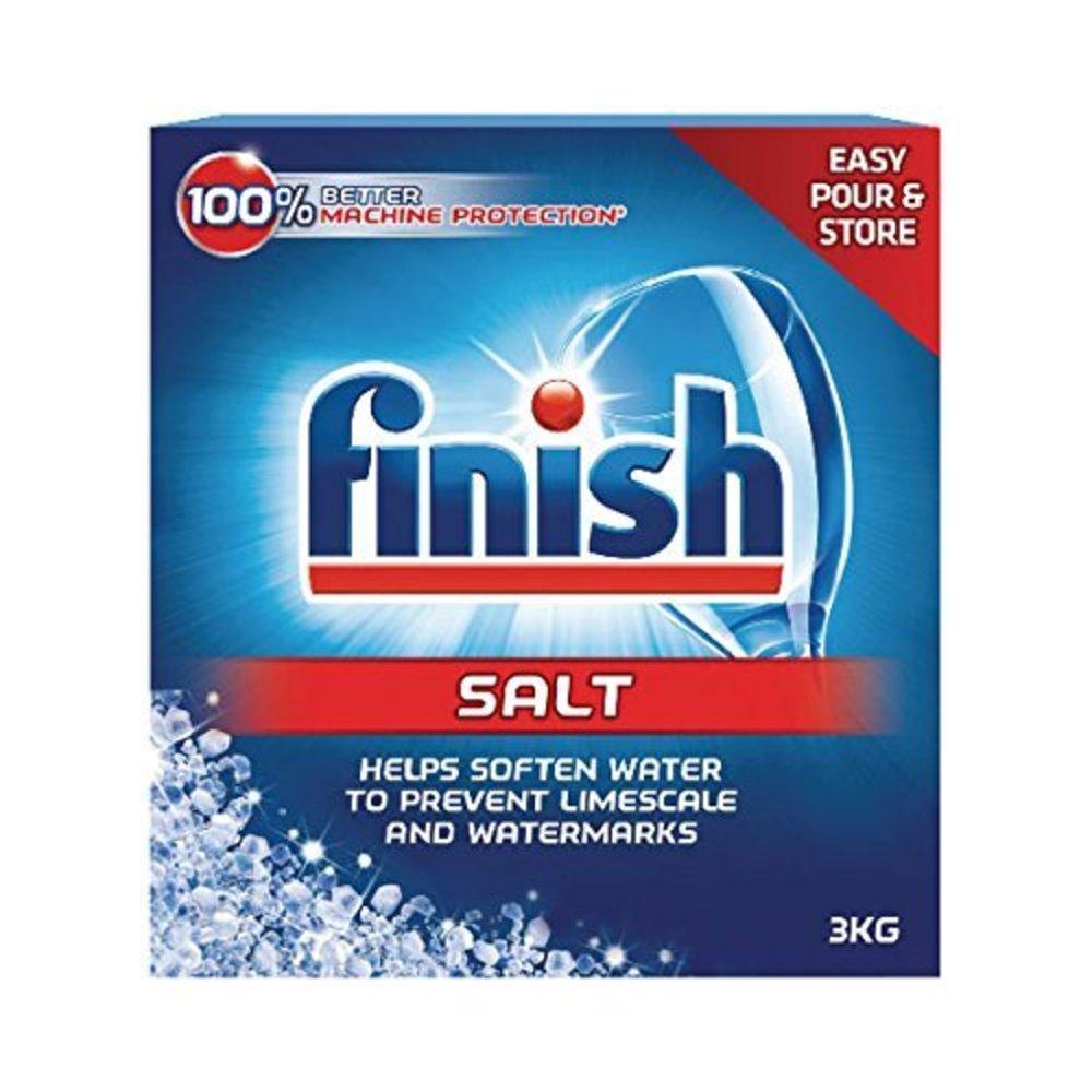 Finish Dishwasher Detergent Salt 피니쉬 식기 세척기 세제 소금 3kg 1팩