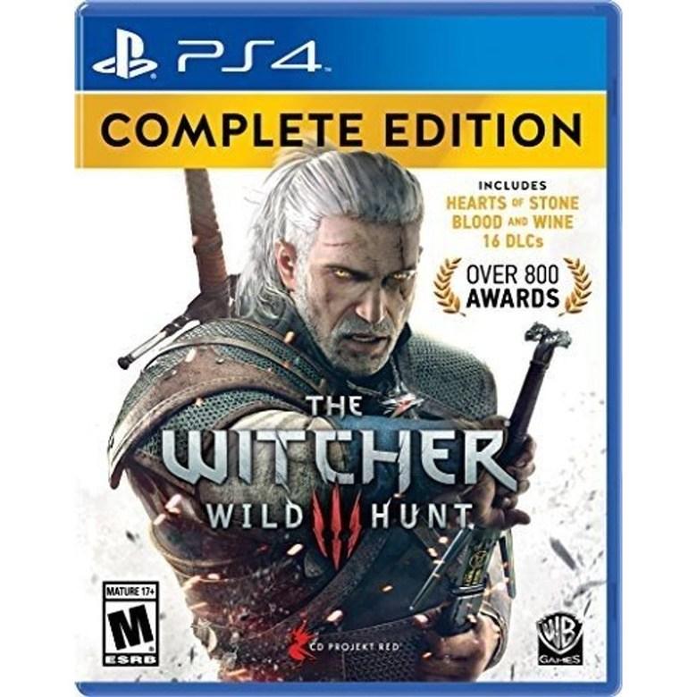 PS4 (미국정품 플스4) 위쳐 3 Witcher 3: Wild Hunt, 상세창조