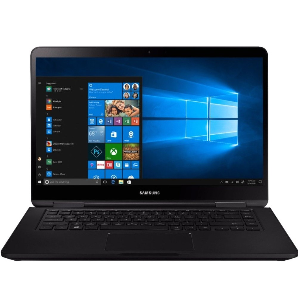 Samsung NP750QUB-K01US Notebook 7 Spin 2-in-1 15.6
