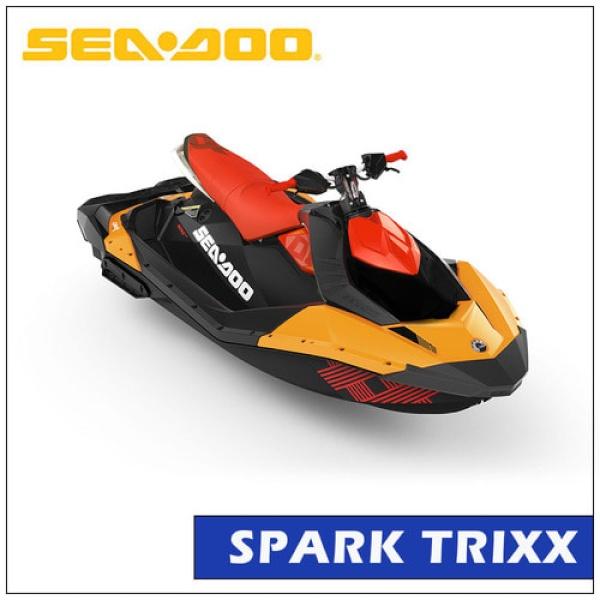 (SEADOO 씨두 제트스키 2018신형 SPARK TRIXX 2up 오렌지 오렌지/신형/씨두/제트스키