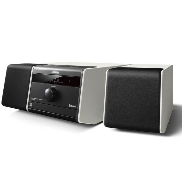 [야마하] MCR-B020 블루투스 올인원 오디오, 색상:White