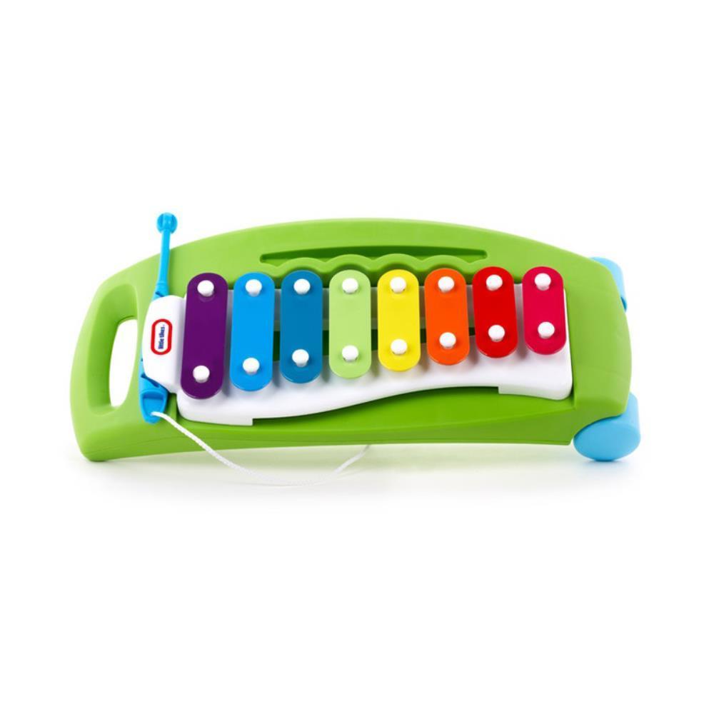 리틀타익스 소근육발달 음악 놀이 실리폰장난감 7개월아기장난감