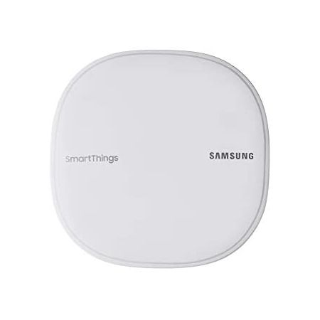 Samsung SmartThings Wifi Mesh Router Range Extender SmartThings Hub Functionality Whole-Home WiFi Co, 상세 설명 참조0
