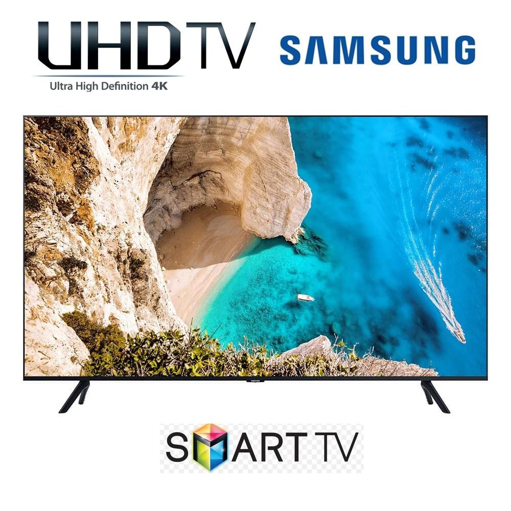 삼성 50인치 UHD 4K HDR 사이니지TV 벽걸이형 삼성기사 무료방문설치 (POP 1770598311)