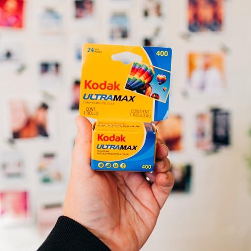 코닥 35mm 토이카메라 필름 / 컬러플러스 ISO 200/36 울트라맥스 ISO400/36 골드200/36 엑타100 프로이미지100 포트라160 포트라400, 프로이미지100(벌크1롤)
