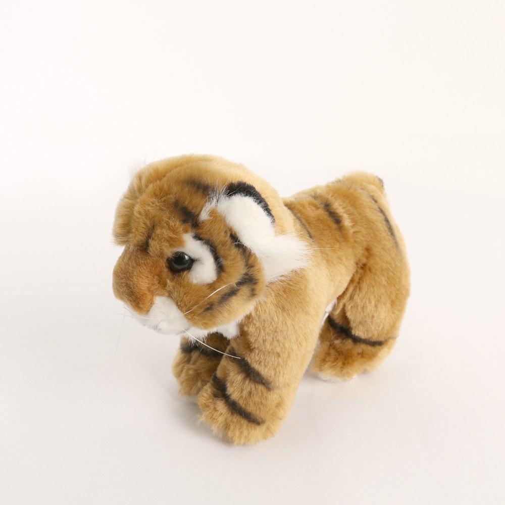 아이케이 킹타이거인형 귀여운 호랑이 봉제 애착인형 동물인형 백호 황호