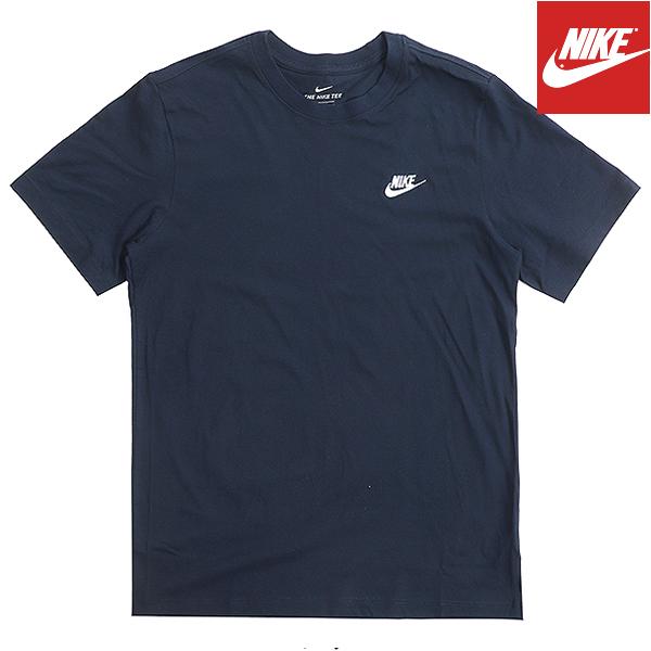 나이키 남성용 NSW 클럽 반팔티 AR4997-475 남성용>스포츠 티셔츠