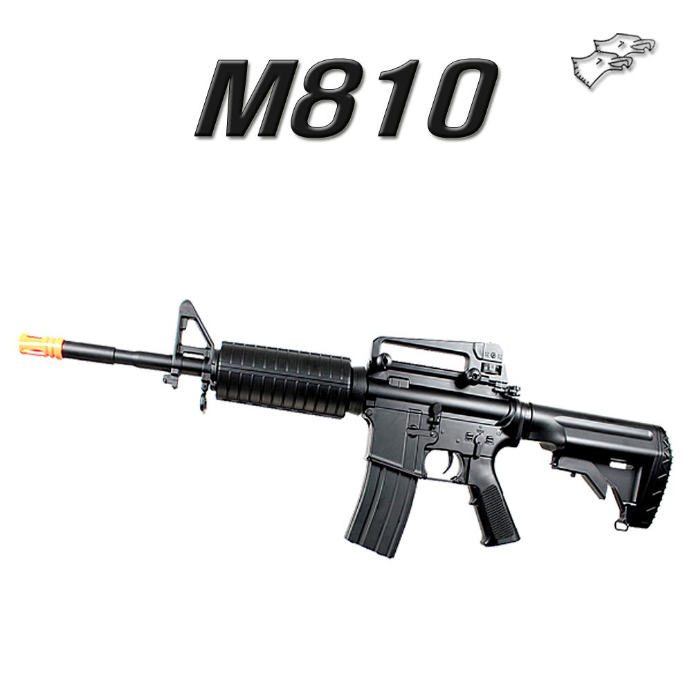 더블이글 M810 전동건 BB탄총, 1개