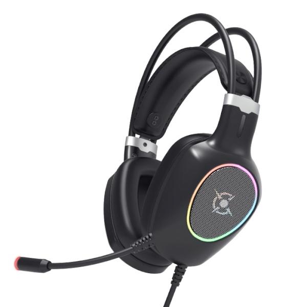 (COX (헤드셋 CH55 (가상 7.1ch/진동/RGB LED 헤드셋/진동/가상