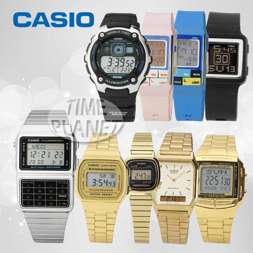 타임플래닛 카시오 시계 DBC-32/A168/LA670/DBC611 +