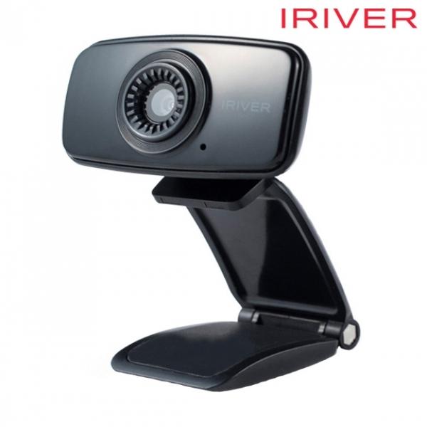 아이리버 IPC-HD01 웹캠 PC화상 카메라, 단일색상