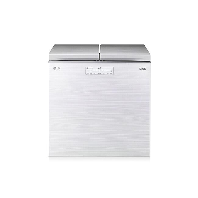 [신세계TV쇼핑][LG] 디오스 뚜껑형 김치냉장고 219L K224LW11E, 단일상품