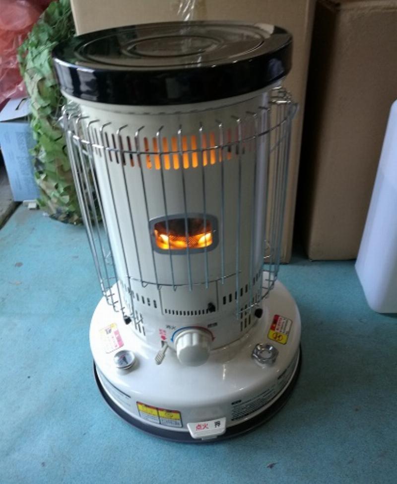 화목난로 캠핑 등유 난로 유형 660 전자 점화 히터