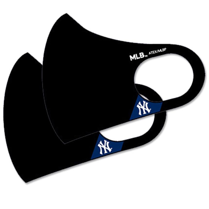 MLB 연예인 마스크 방한기능 자외선차단기능(2개셋트)