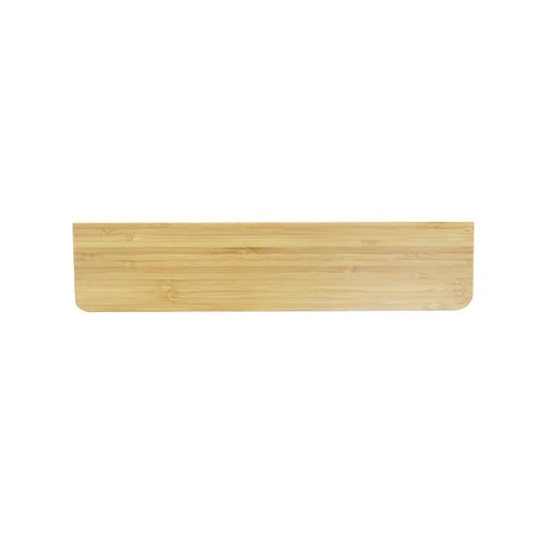 제닉스 XPAM 대나무 키보드 손목받침대 텐키리스, 1개, XPAM(텐키리스)